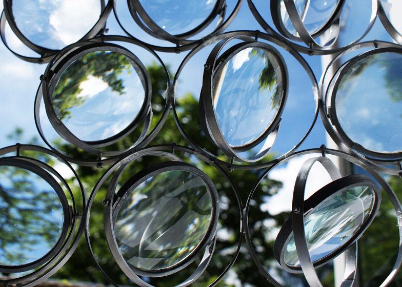 Reflective Window Panels