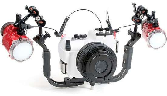 Deep Underwater Cameras