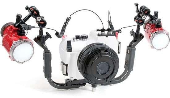Deep Underwater Cameras