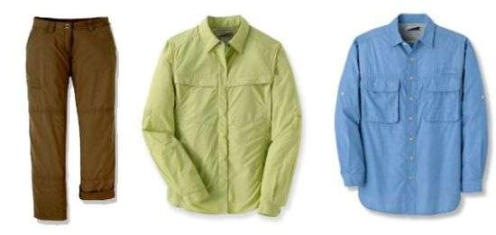 Insect Repelling Clothes