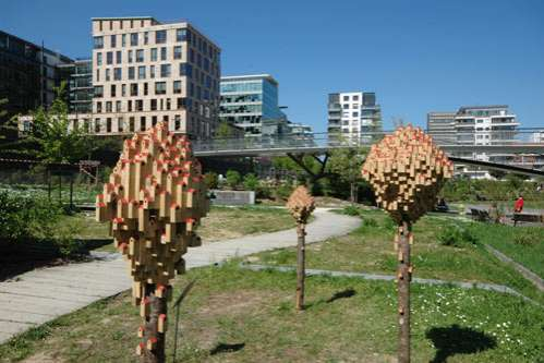Hive-Like Bug Hotels