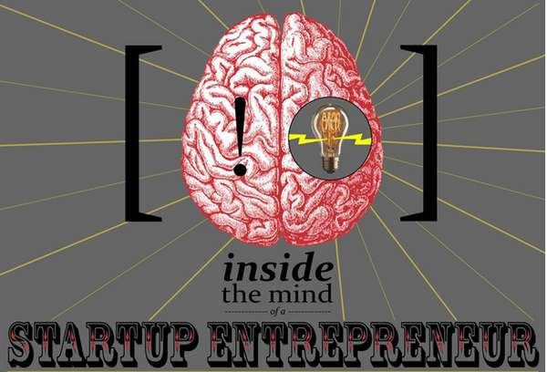 inside the mind of a startup entrepreneur