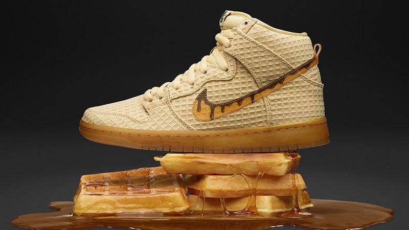 Comfort Food-Inspired Sneakers
