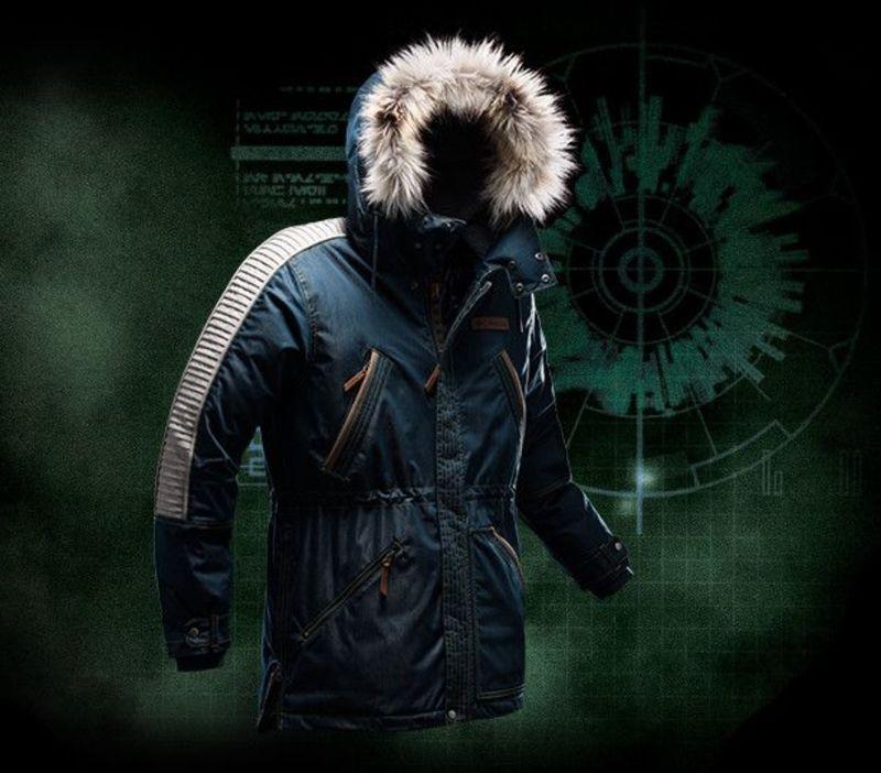 Intergalactic Winter Jackets