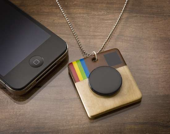 Social Media Obsession Pendants