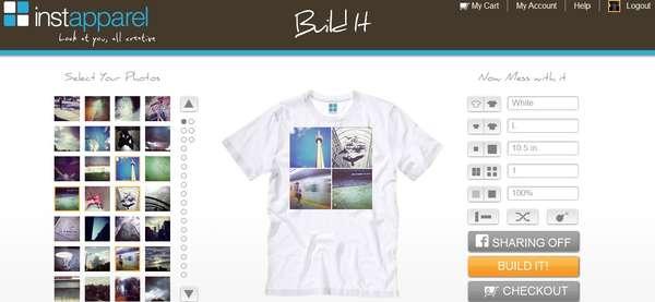 Social Media T-Shirts