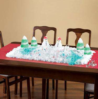 Instant Indoor Snowmen Kit
