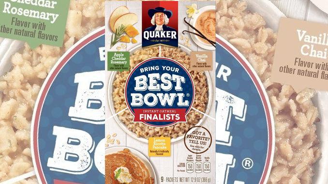 Fan-Picked Oatmeal Promotions