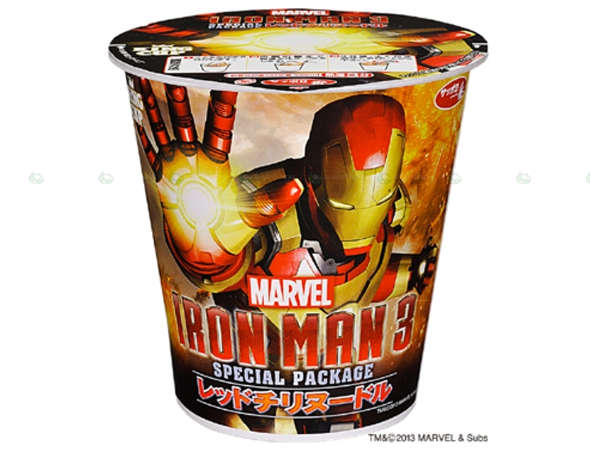Spicy Superhero Soups
