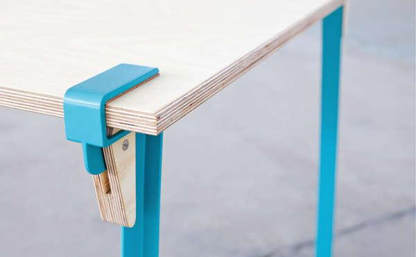 Clip-On Table Legs