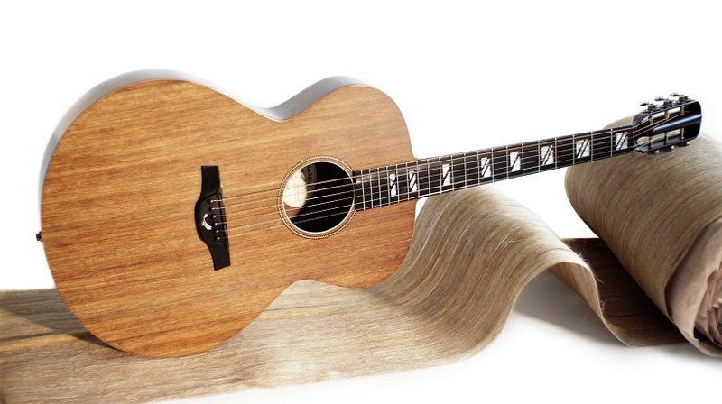 Natural Linen Guitars