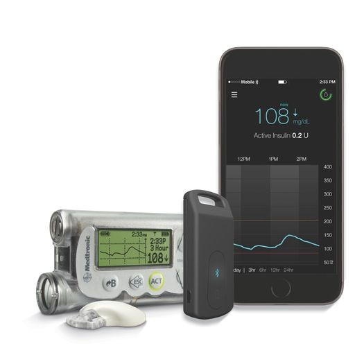 Co-Branded Insulin Pumps