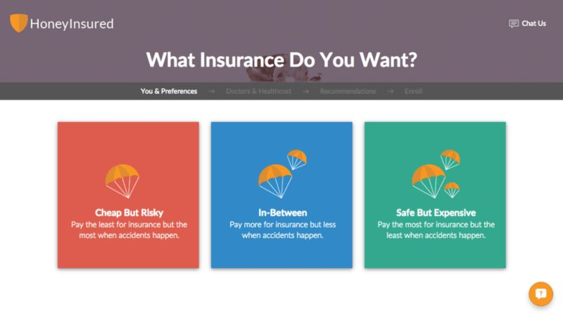 Simplified Insurance Apps