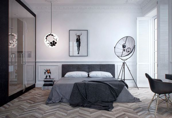 Thematic Artsy Interiors