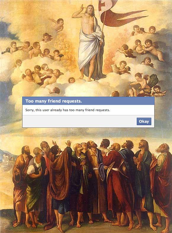 Social Media-Integrated Paintings
