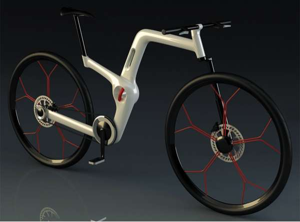 intelligent city bicycle