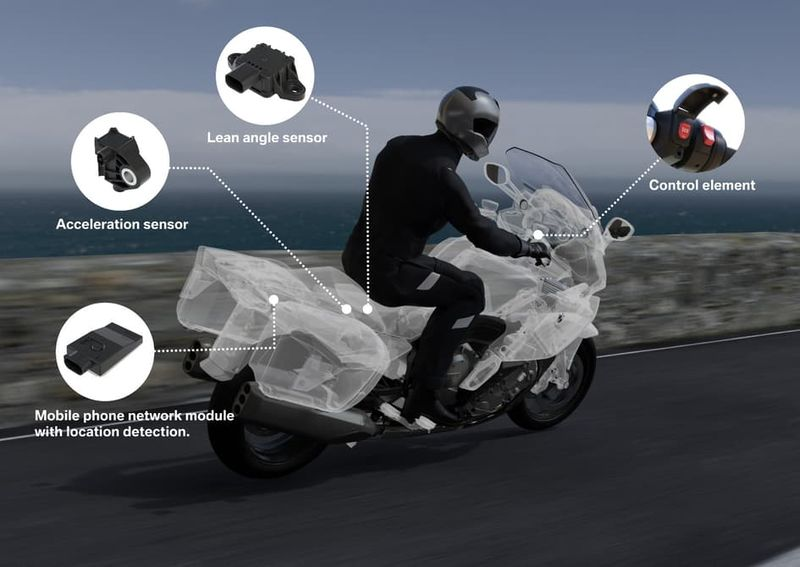 Lifesaving Motorbike Systems