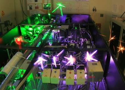 Record-Setting Intense Laser