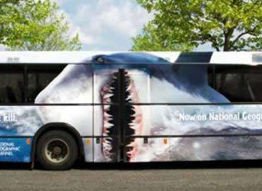 Interactive Busvertising