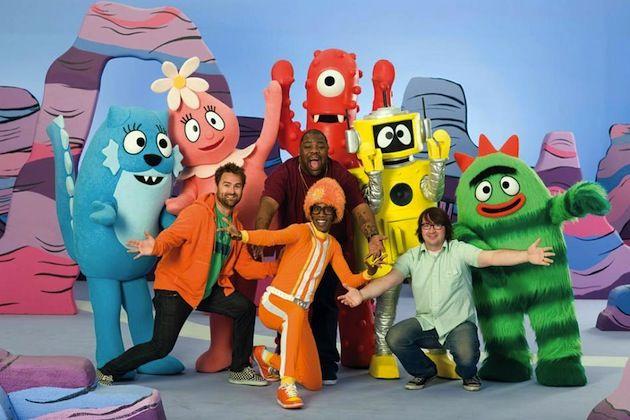 Interactive Children's TV