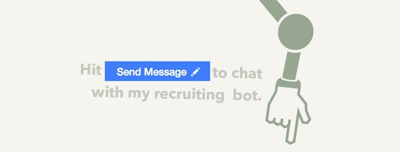 Interactive CV Chatbots