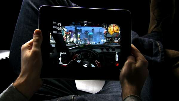 Interactive iPad Games