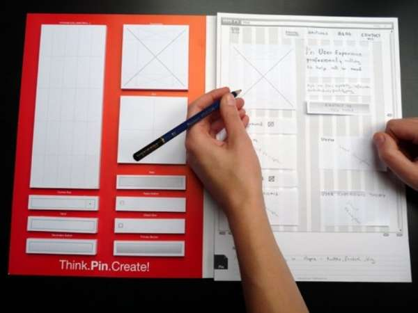 Internet-Inspired Notepads