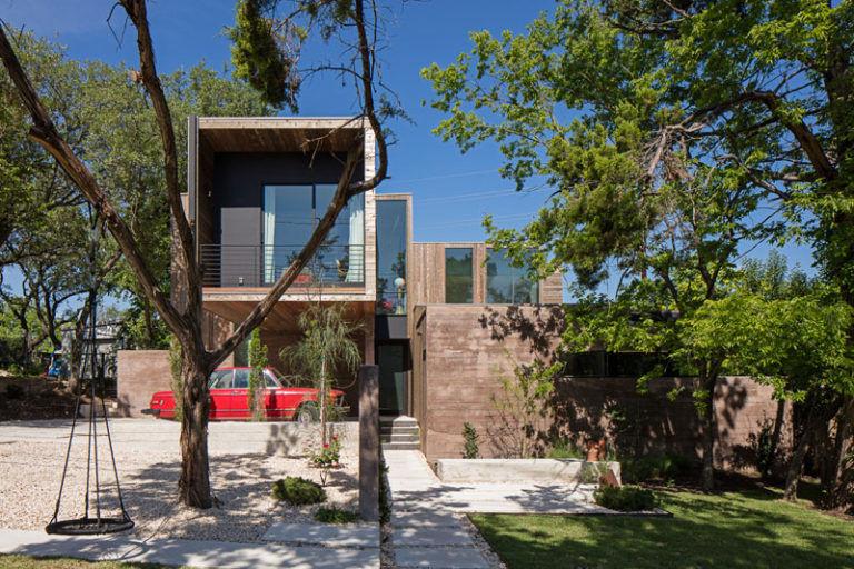 Interior Courtyard Homes