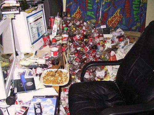 International Messy Room Contest