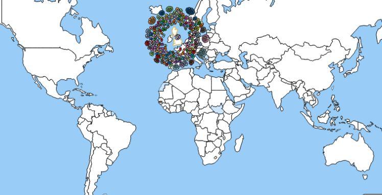 World Migration Maps