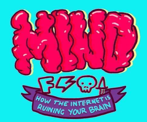 internet is ruining your brain
