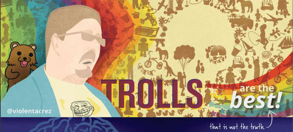 Trolling Psychology Infographics