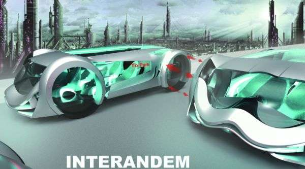 Intertandem concept car