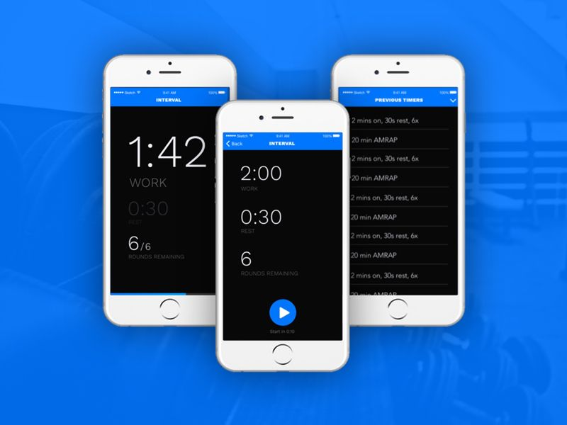 Intelligent Text Timer Apps