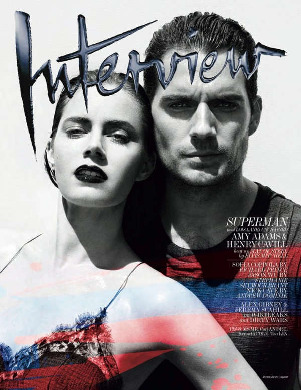 Interview Magazine June-July 2013