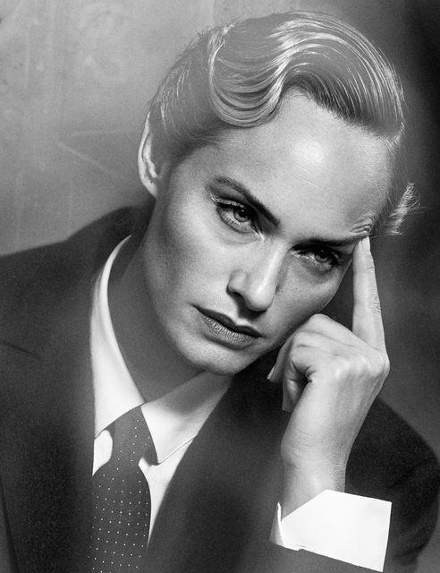 Masculine 1940s Editorials