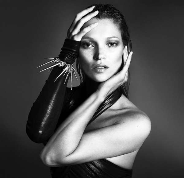 Monochromatic Supermodel Editorials