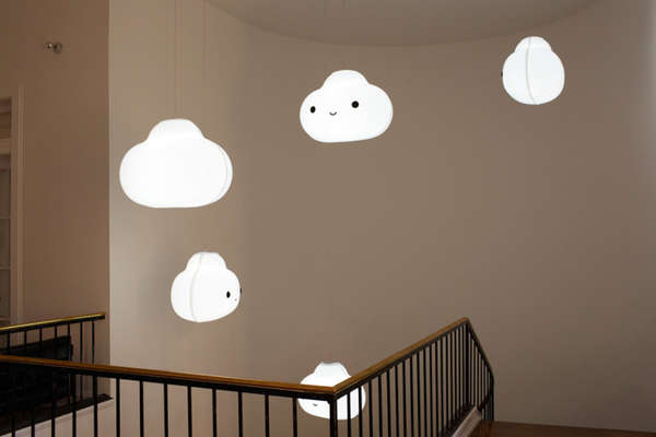 Cute Cartoonish Light Fixtures