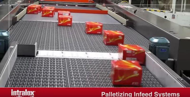 Omnidirectional Conveyor Belts