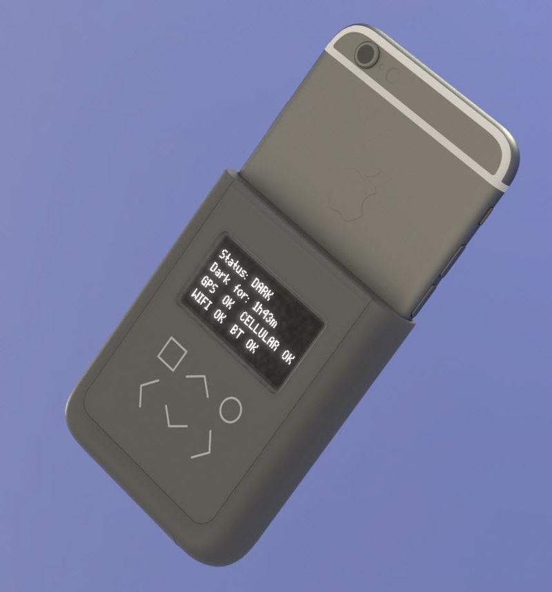 Surveillance-Blocking iPhone Cases