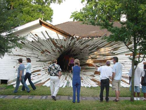 Vortex Art Homes