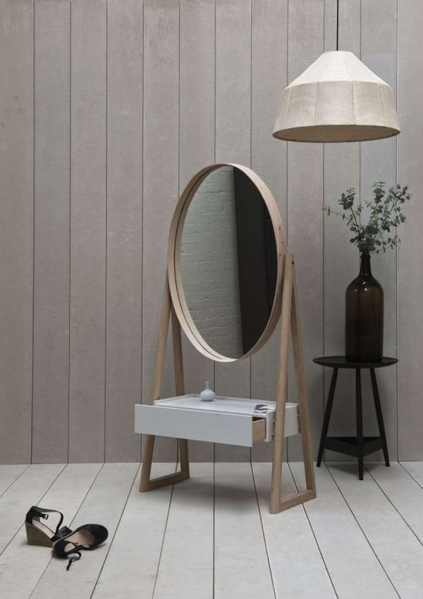 Iona Cheval Mirror