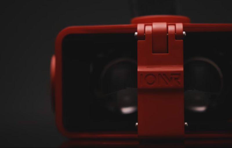 Visibility-Enhanced VR Headsets