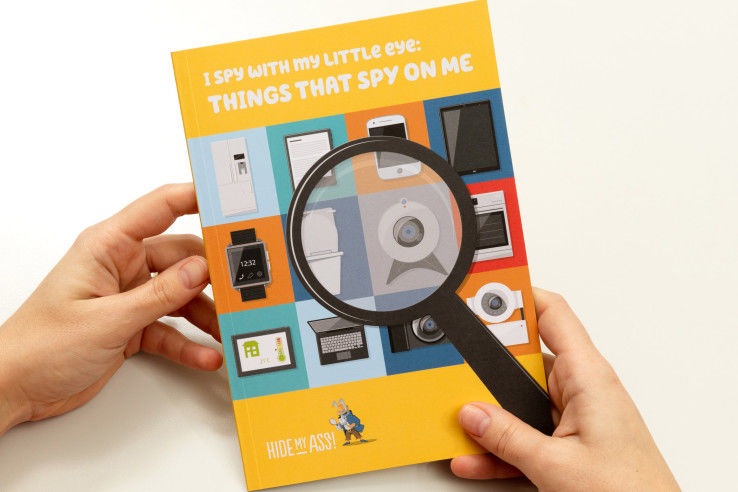 Online Privacy Children's Books