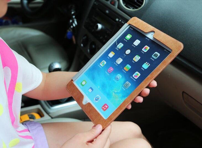 Intelligent Tablet Covers