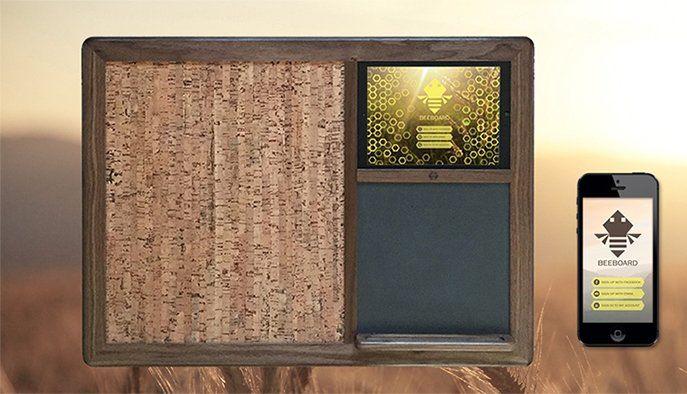 Tablet Bulletin Boards