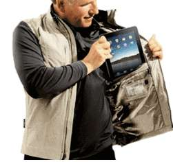 iPad-Compatible Menswear
