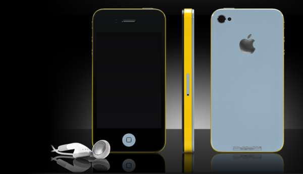 iphone 4 colorware