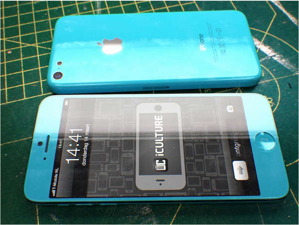 Colorful Upcoming Smartphone Mockups