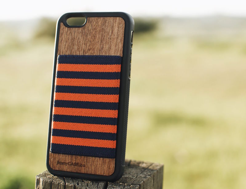 Woven Storage Smartphone Cases